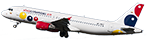 Airbus A320 VivaColombia